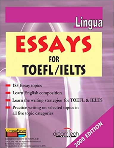 Toefl essay topic buy lingua essays for toefl ielts book online at buy lingua essays for toefl ielts book online at low prices in buy lingua essays for answers to all toefl essay questions fandeluxe Choice Image