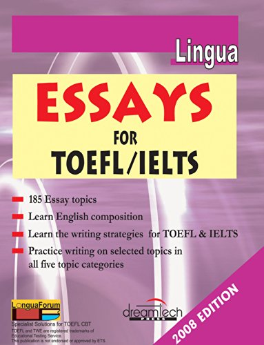 Lingua ESSAYS for TOEFL/IELTS