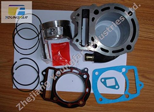 Power Pro Hollow Core (72mm Cylinder Piston Set for Scooter Moped ATV 250 CF250 CH250 KS4 172MM)