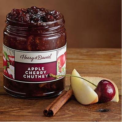- Harry & David Apple Cherry Chutney