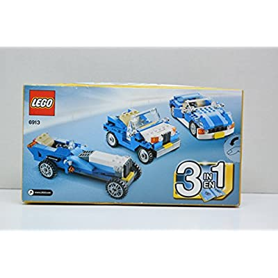LEGO Creator Blue Roadster 6913: Toys & Games