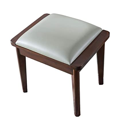 Remarkable Amazon Com Vanity Chair Solid Wood Dressing Stool Makeup Alphanode Cool Chair Designs And Ideas Alphanodeonline