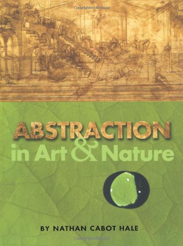 Abstraction in Art and Nature (Dover Art Instruction) -