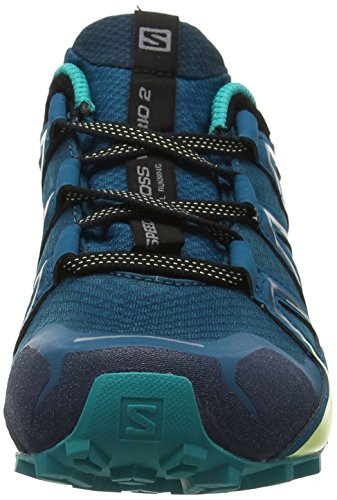 Para Green De Running Speedcross Trail deep 2 black Gtx Azul Salomon Calzado Mujer Lagoon Vario tropical U8qCUnZ