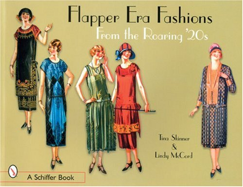 Roaring 20s Fashion - Flapper Era Fashions: From the Roaring