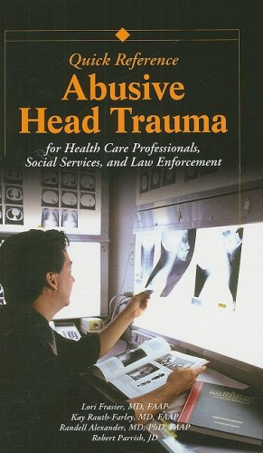 Abusive Head Trauma Quick Reference: For Health Care, Social Service, and Law Enforcement Professionals