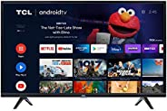 """TCL 32"""" Class 3-Series HD LED Smart Andro"""