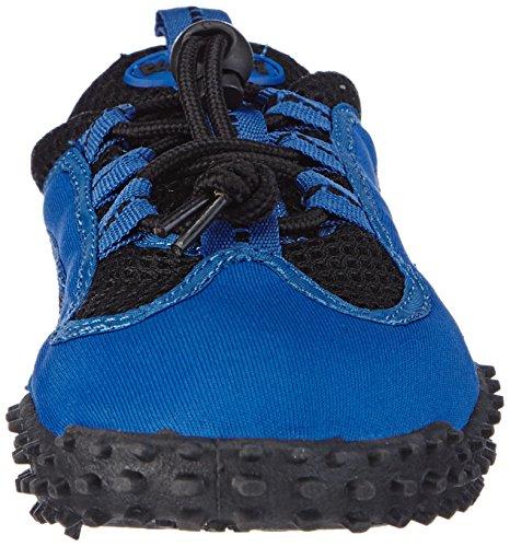 blue Playshoes Piscine Pour 7 Bleu De Plage Et Chaussures Aqua Adultes qUZaH