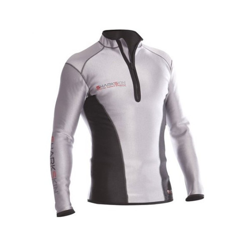 Mens Chillproof Climate Control Long Sleeve Sharkskin Wetsuit - Size 3X-Large by Sharkskin