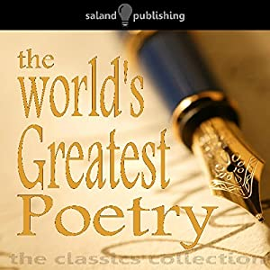 The World's Greatest Poetry Audiobook