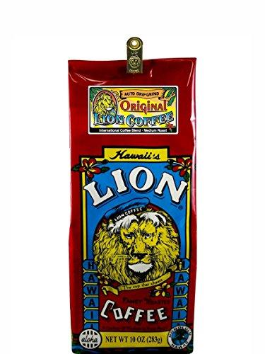 Price comparison product image Lion Coffee Lion Original 10 oz grind