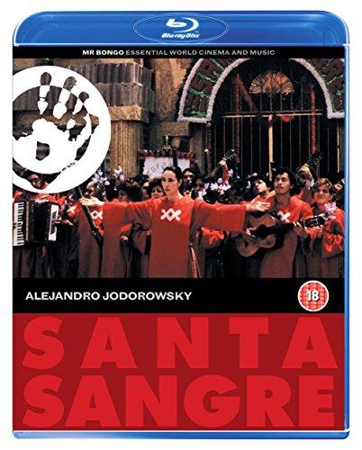 Holy Blood (1989) ( Santa Sangre ) [ Blu-Ray, Reg.A/B/C Import - United Kingdom ]