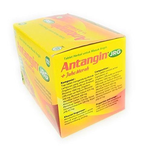 Antangin JRG Herbal Syrup 12-ct, 180 Ml 6 fl oz Pack of 1