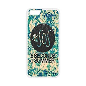 """Rock band poster 5SOS Hard Plastic phone Case Cover For Apple Iphone 6,4.7"""" screen Cases XFZ405616"""