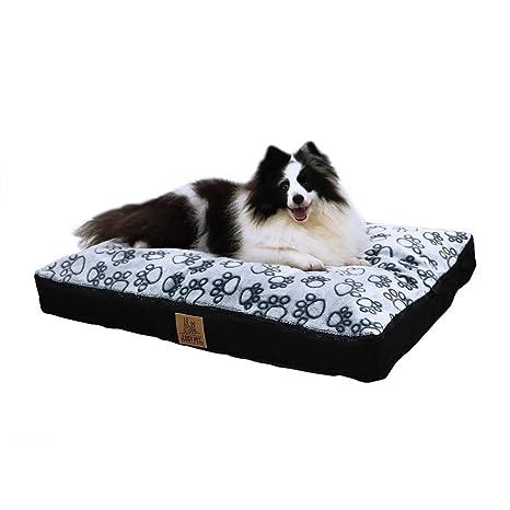 LOSY PET Cama para Perros Sofá Impermeable y Lavable con Cojín Extraíble Cómodo Casa para Mascotas