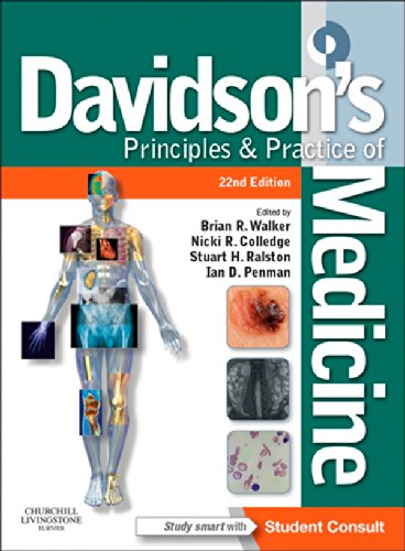 Davidson's Principles & Practice of Medicine (22nd 2013) [Walker, Colledge, Ralston & Penman]