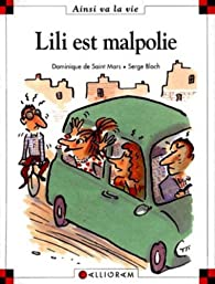 Lili est malpolie par Dominique de Saint-Mars