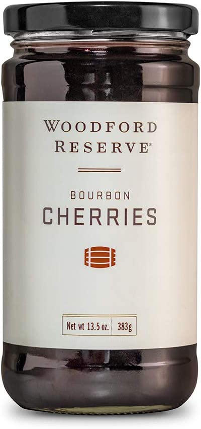 Woodford Reserve Bourbon Cherries - 13.5 oz (383g)