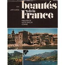 Provence, cote d'azur, corse / beautés de la france