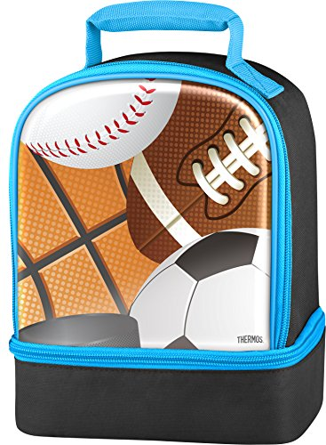 Thermos Dual Lunch Kit, All Sports