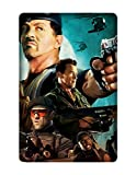 The Expendables 2 Movie, Personalized Protective Back Cover Case For Ipad Mini/Mini 2/Mini 3 TPU