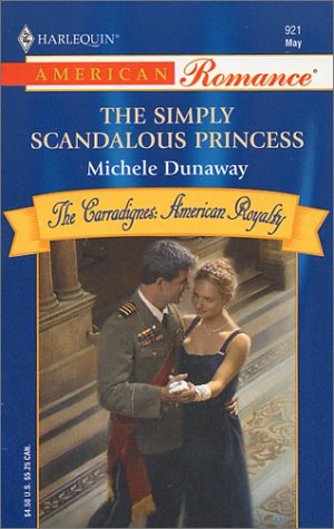 book cover of The Simply Scandalous Princess