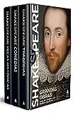 capa de Grandes Obras de Shakespeare - Caixa