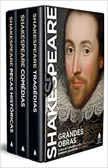 Grandes obras de Shakespeare - Box - Livros na Amazon