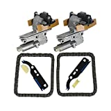 Timing Chain & Tensioner Kit For VW Passat AUDI A4 A6 2.7T 2.8 V6 - Left & Right