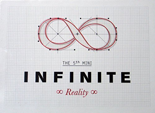 INFINITE - Reality (5th Mini Album) [Normal Edition] CD + Photobook + Photocard + Extra Gift Photocards Set