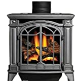 Napoleon Gds25 Bayfield Cast Iron Natural Gas Stove - Black