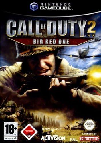 Call Of Duty 2 - Big Red One (dt.) [Importación alemana]: Amazon.es: Videojuegos