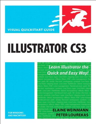 Illustrator CS3 for Windows and Macintosh: Visual QuickStart Guide (Server Adobe Media)