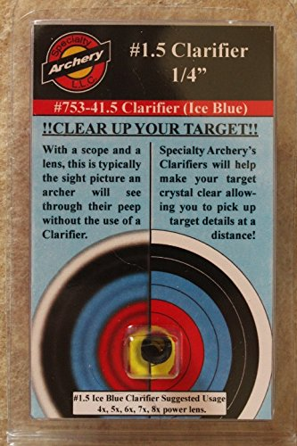 Specialty Archery 1/4 Clarifiers, ()