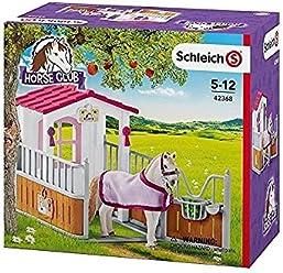 Schleich - 42368 - Kit - Box Jument Lusitanienne