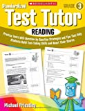 Standardized Test Tutor - Reading, Michael Priestley, 0545096014