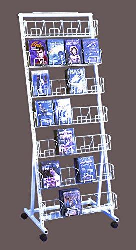 Marvolus 84-7SH-CD/DVD Versa-Rack For Dvds by Marvolus Manufacturing