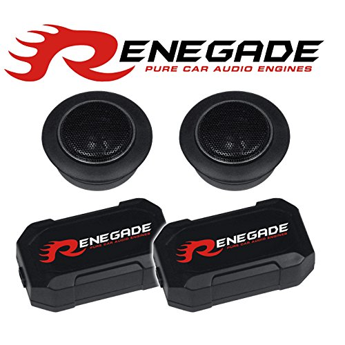 Renegade RX 6.2T | Gewebe Hochtö ner mit Frequenzweichen RX6.2T
