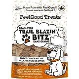 FeelGood Trail Blazing Bitz Grain-Free Turkey Liver Recipe