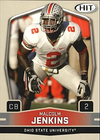Autographed//Signed Malcolm Jenkins Philadelphia Eagles Super Bowl LII 52 Brandin Cooks Hit Champions 8x10 Football Photo JSA COA #2