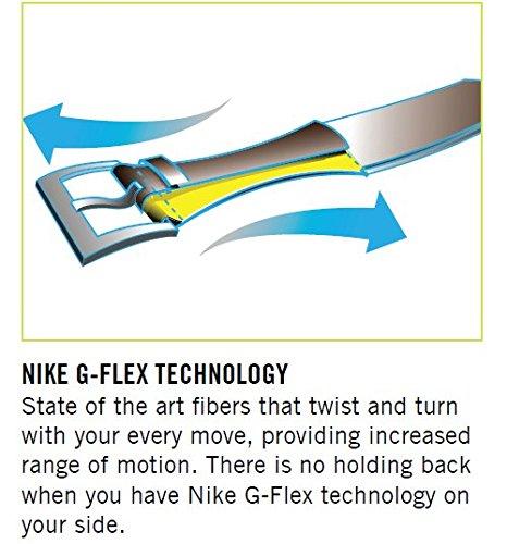 Nike Womens Lurex Single Web Belt