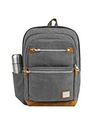 Travelon Anti-Theft Heritage Multipurpose Backpack, Pewter, One Size