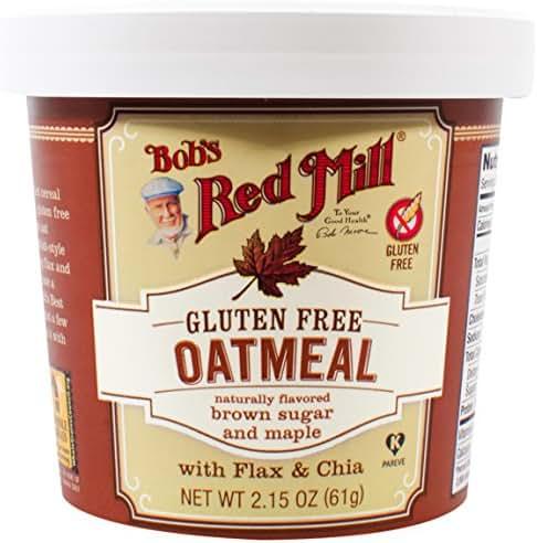 Oatmeal: Bob's Red Mill Oatmeal Cups