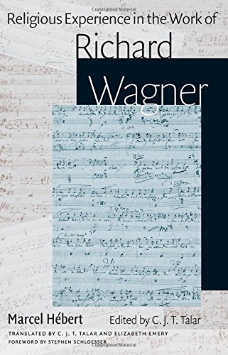 Religious Experience Work Richard Wagner ebook