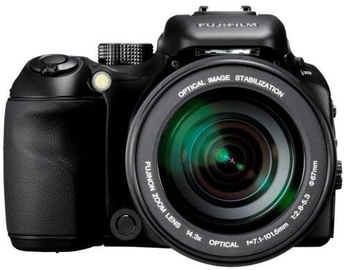 FUJIFILM デジタルカメラ FinePix (ファインピックス) S100FS ブラック FX-S100FS   B0013361I8