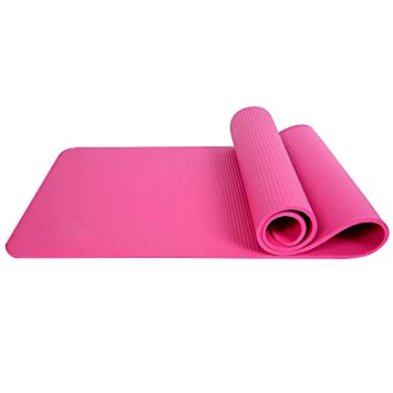 QFFL Estera de Yoga/Skid Fitness Mat/Plus Thick Plus Wide ...