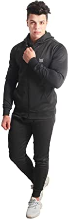 Hoodie With Pants Training Suit