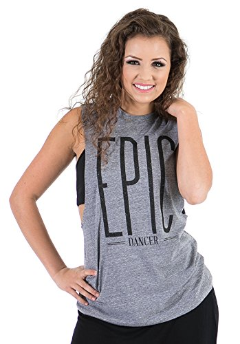 girls-epic-dancer-gray-dance-shirt-medium