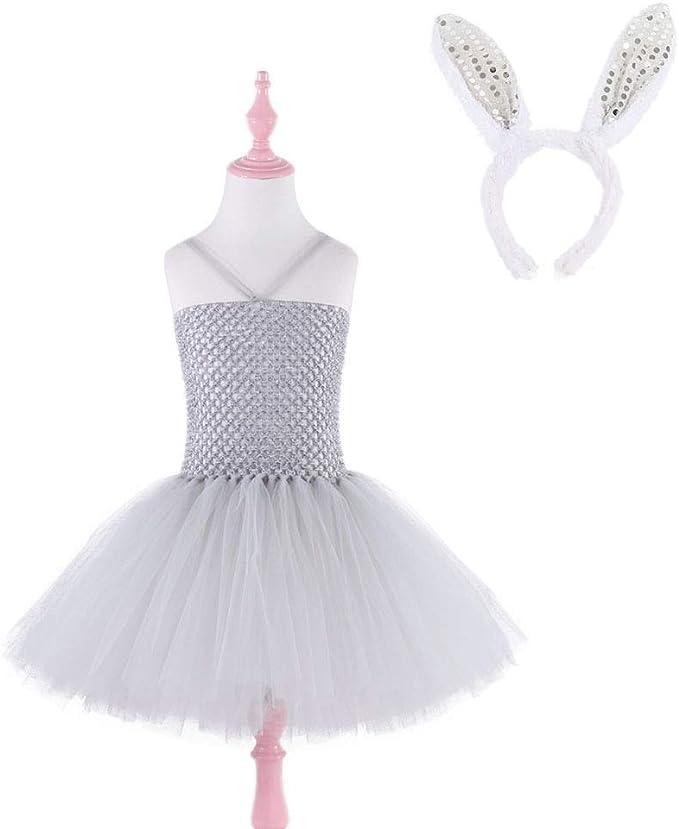 YIJIAHUI - Disfraz de Princesa para niñas para Halloween ...