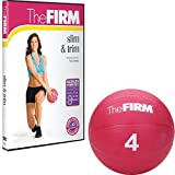 The FIRM Power Ball Kit with Slim and Trim DVD